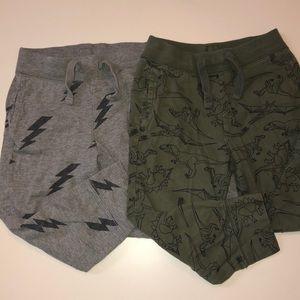 Set of 2 Cotton Pants